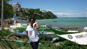 Bulabog Beach - northern part
