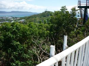 Mt.Luho view point has a few view decks